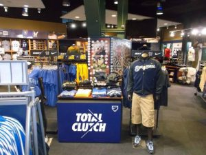 POP Displays for Brewers Retail store